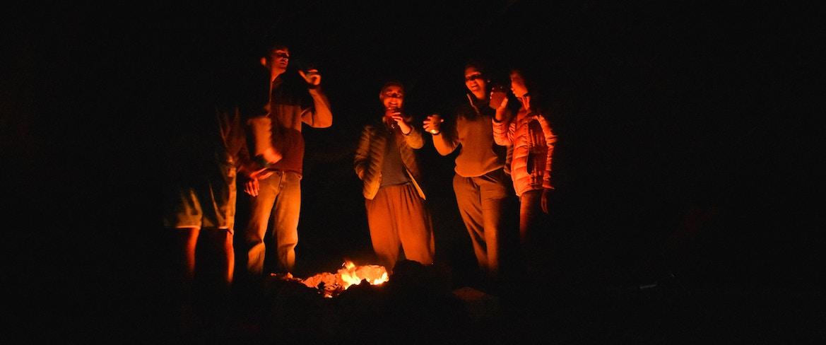 Unity Port Townsend Campfire Carols